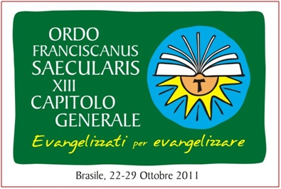 Logo Capitolo Generale Brasile 2011