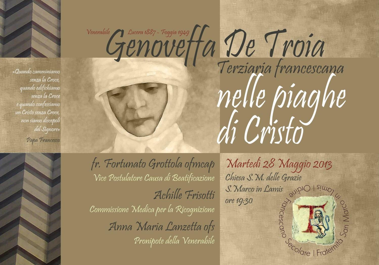 locandina genoveffa de troia ofsinlamis 2013