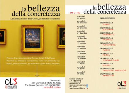 La Bellezza della Concretezza - Programma 2013-2014