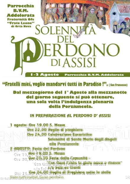 perdono di Assisi 800