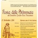 Foggia-Bovino_Volantino Stimmate 2014