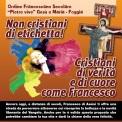 Invito francescano Pietre Vive 2014